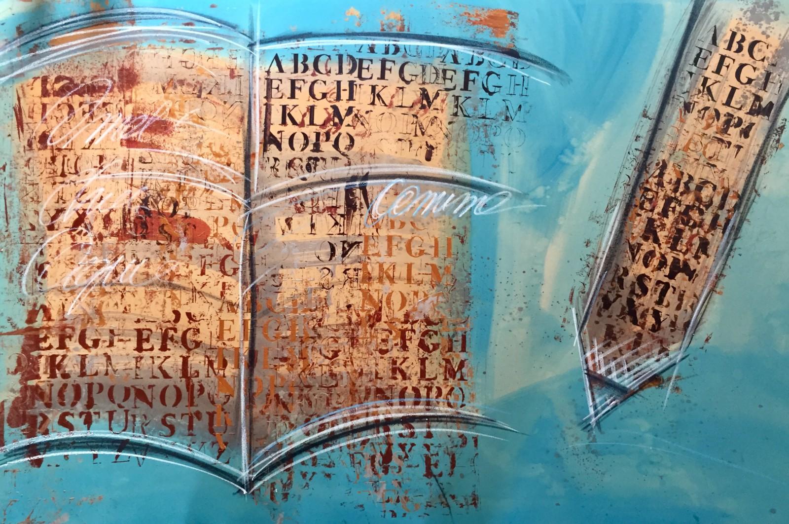 Poesia d'Acqua - Omaggio a Giovanni Comisso | Bozzetti